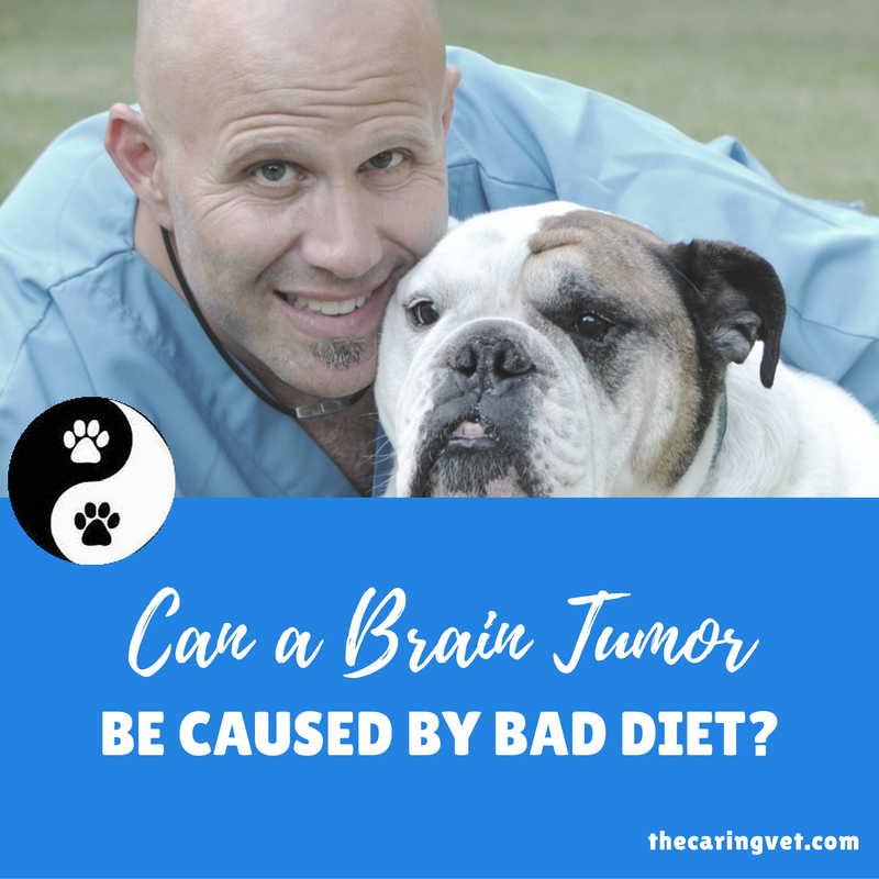 brain tumors and bad diet